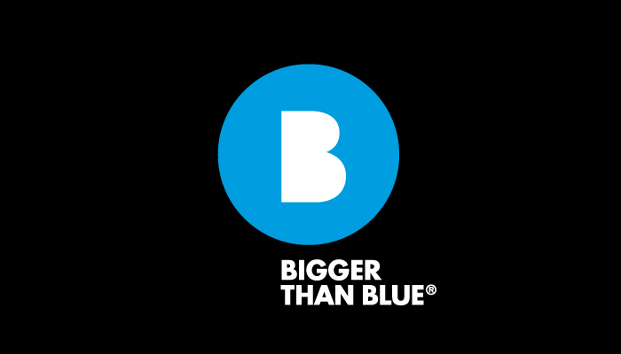 Bigger Than Blue Corporate Design